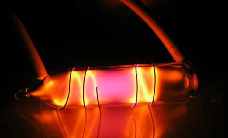 Khí neon tinh khiết MIGCO