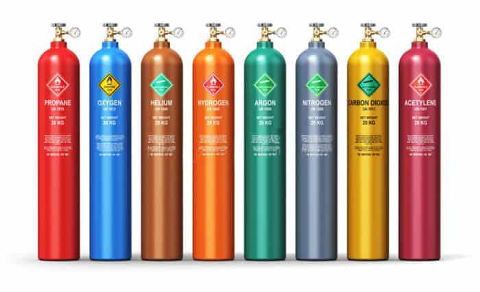 khí công nghiệp