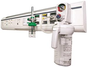 Hệ thống đầu cuối khí y tế