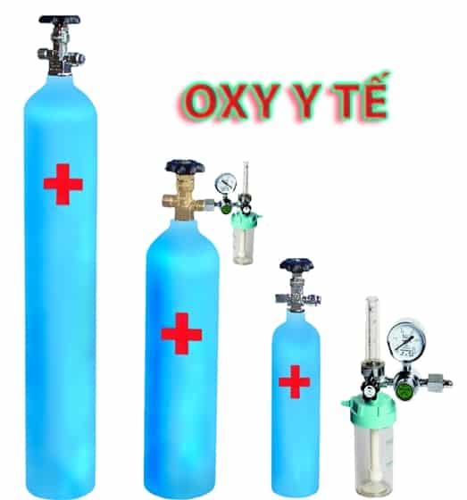 Cung cấp khí oxy thở y tế TPHCM