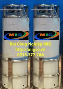 Bình đựng khí Nito lỏng