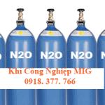Nhà cung cấp khí N2O tại TPHCM