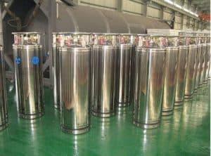 Bán khí trộn nhiều thành phần chất lượng cao