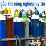 Nhà cung cấp khí công nghiệp uy tín