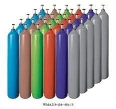 Bán bình khí heli công nghiệp