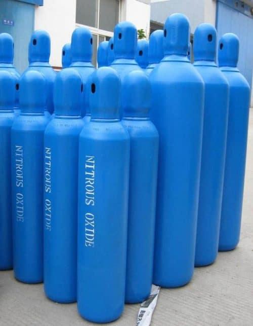 bán khí n2o và bình khí n2o tinh khiết