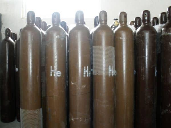 Khí trơ helium