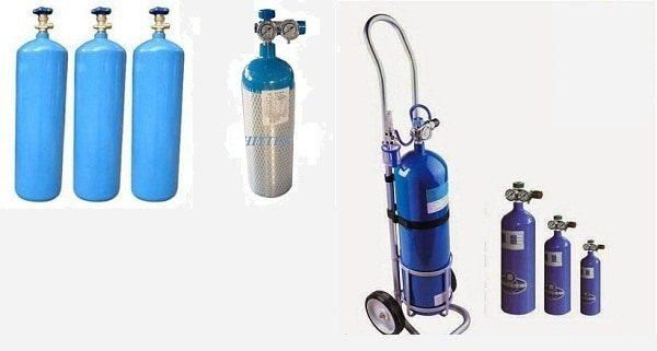 Cách sử dụng khí oxy thở tại nhà