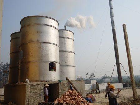 Cách xử lý khí SO2 cho các nhà máy