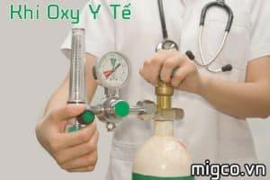 Khí oxy thở tại nhà trong điều trị y tế