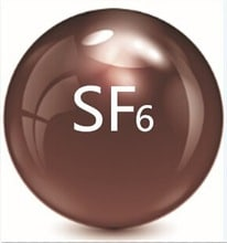 lịch sử sử dụng khí SF6