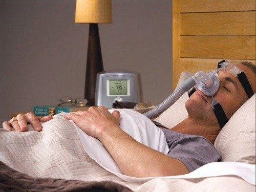 Liệu pháp sủ dụng khí oxy thở tại nhà