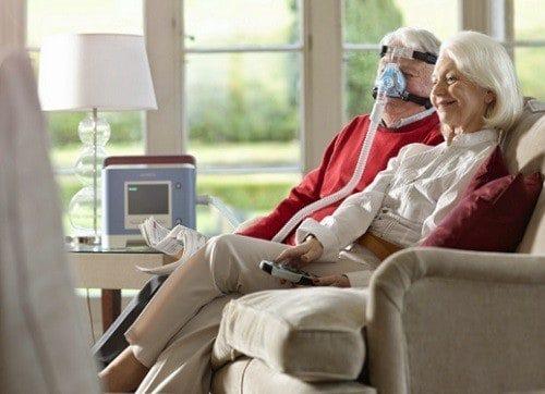 Chọn mua bình khí oxy thở tại nhà