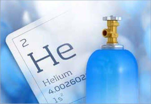 Ứng dụng của khí Heli