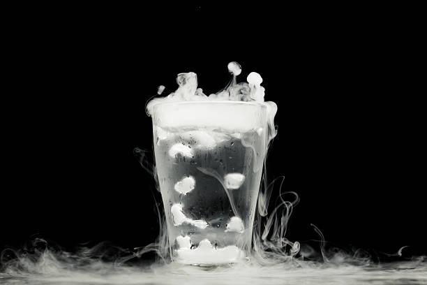 nước đá khô