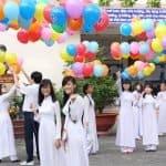 Dịch vụ bơm bóng bay cho ngày tựu trường số lượng lớn tại thành phố Hồ Chí Minh