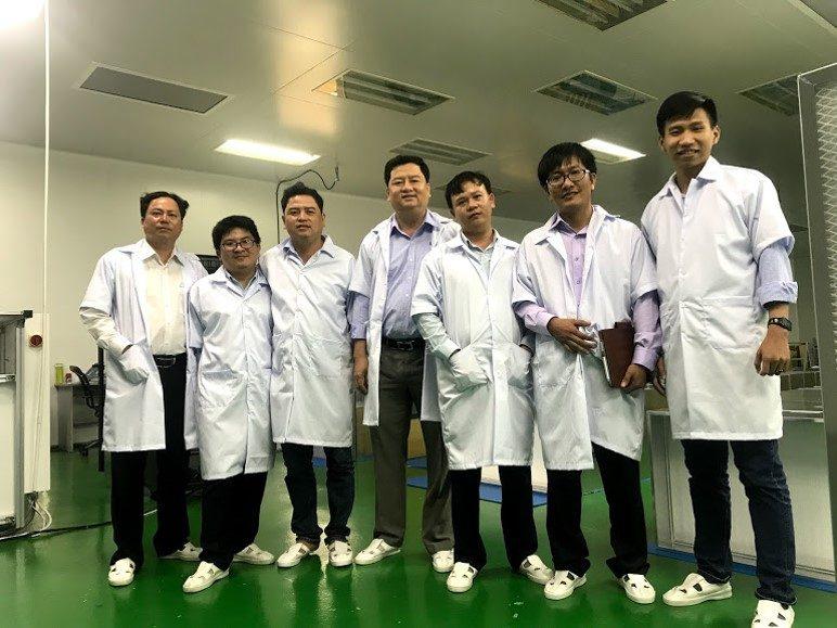 Thiết bị phòng sạch đang được áp dụng phổ biến tại Việt Nam