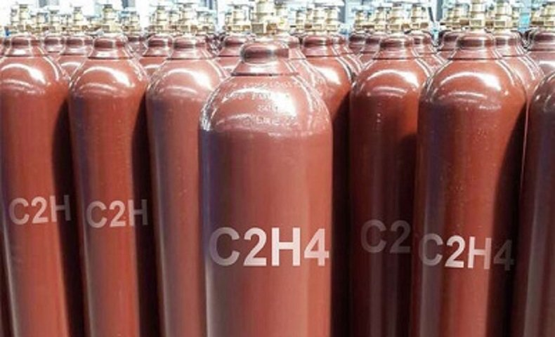 Bình khí ethylene