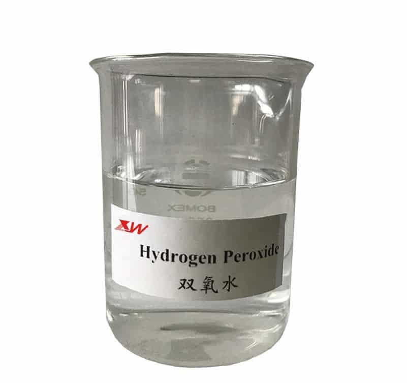 h2o2 - hydrogen peroxide là gì