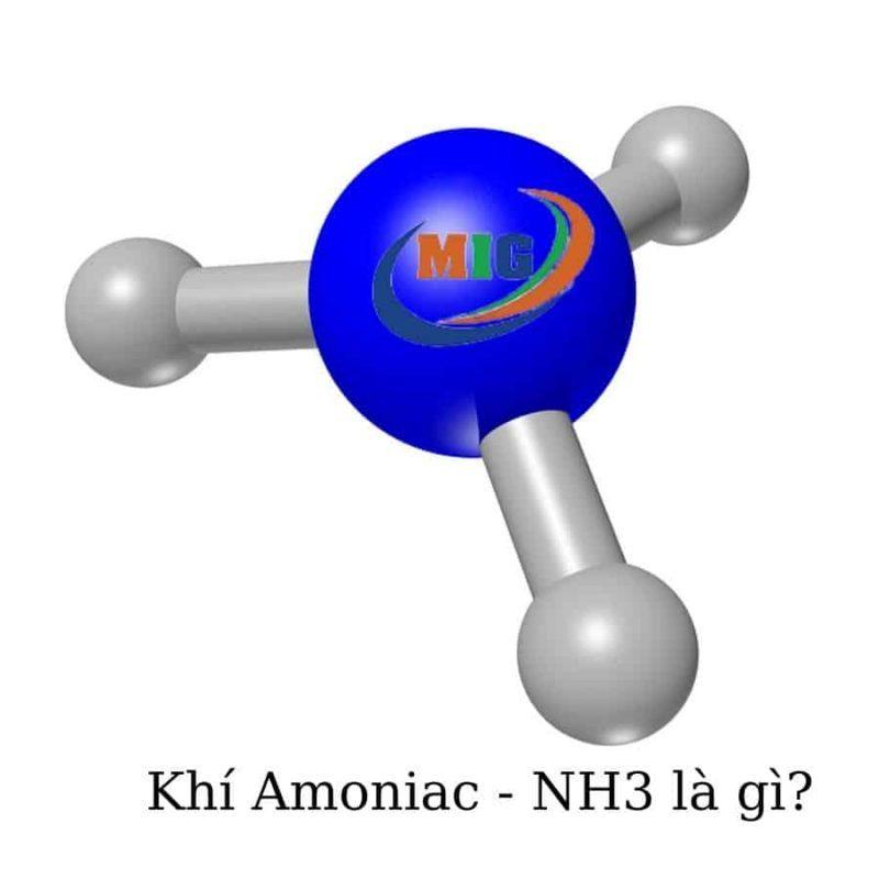 Khí amoniac nh3 là gì