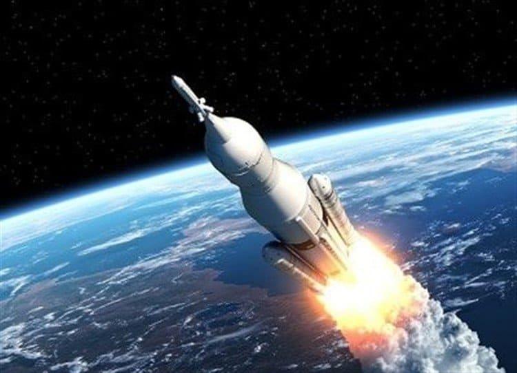 khí hidro ứng dụng trong tên lửa