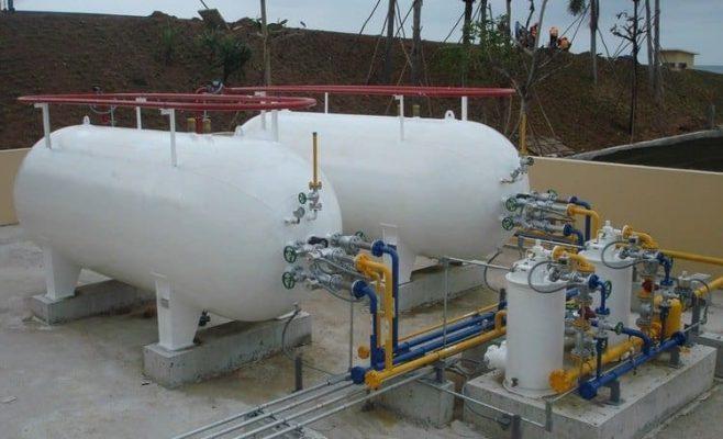 bồn chứa khí hóa lỏng