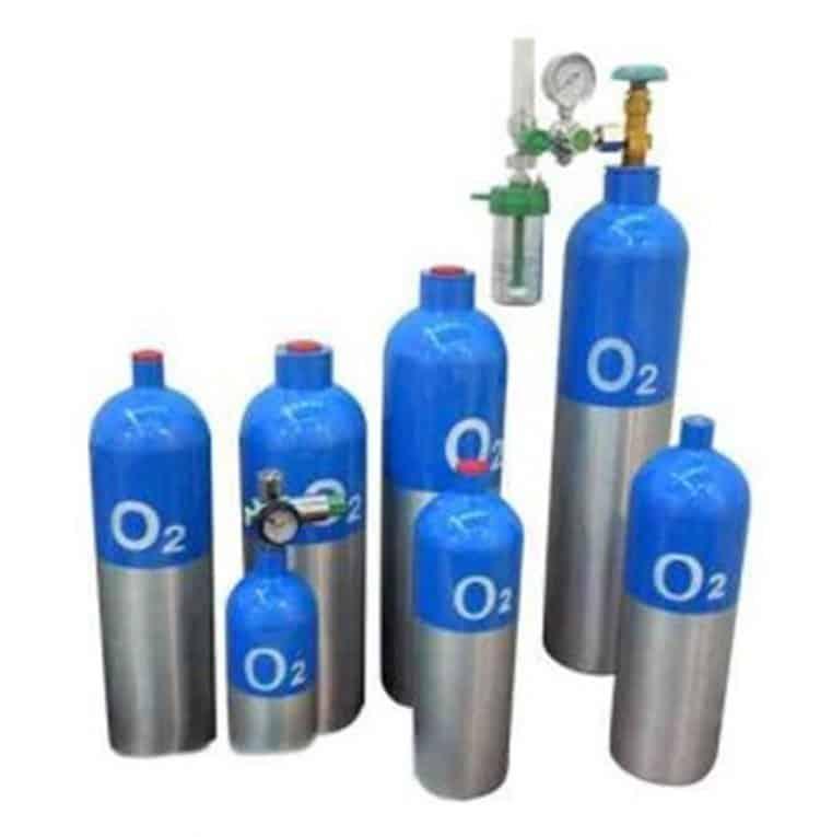 bình oxy mini y tế