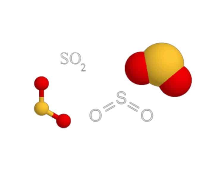 khí so2 là gì
