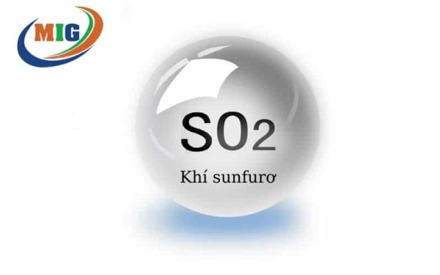 khí sunfurơ - lưu huỳnh đioxit