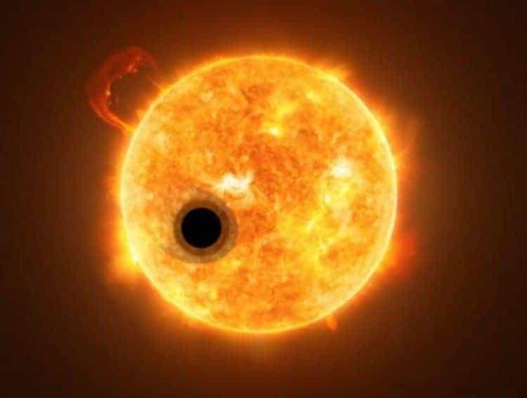 nguyên tố heli được phát hiện bởi quang phổ trong nhật thực mặt trời