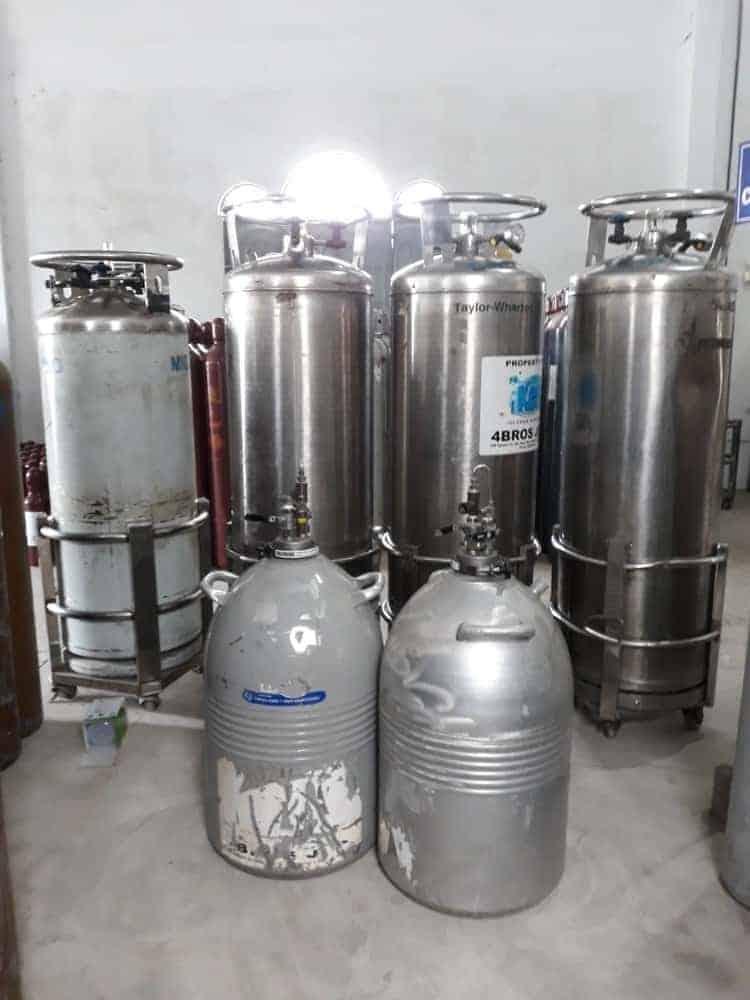 Bình đựng khí hóa lỏng