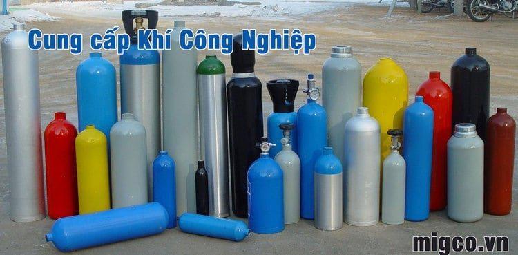 công ty cung cấp khí heli tinh khiết