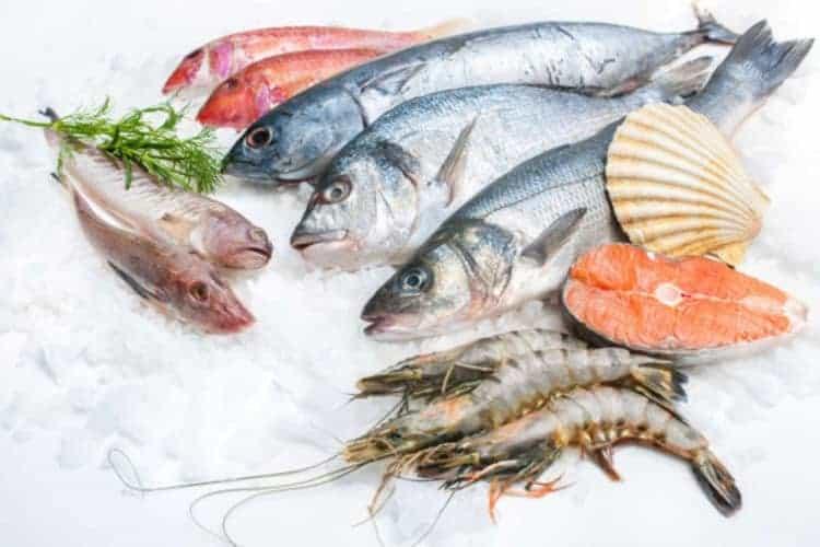 Khí CO2 có tác dụng bảo quản thực phẩm tươi sống trong xuất khẩu