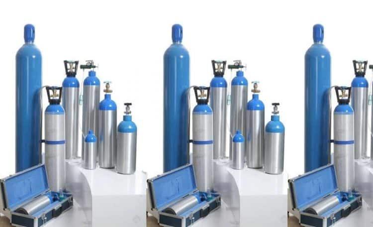 Bình khí oxy