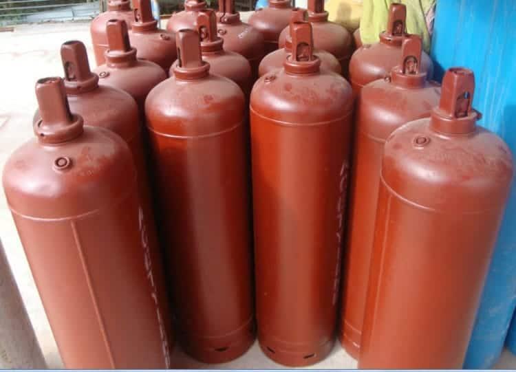 Bình chứa khí đá - acetylen