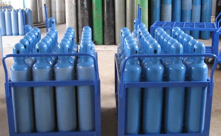 Vỏ bình 10l - bình chứa khí chuyên dụng