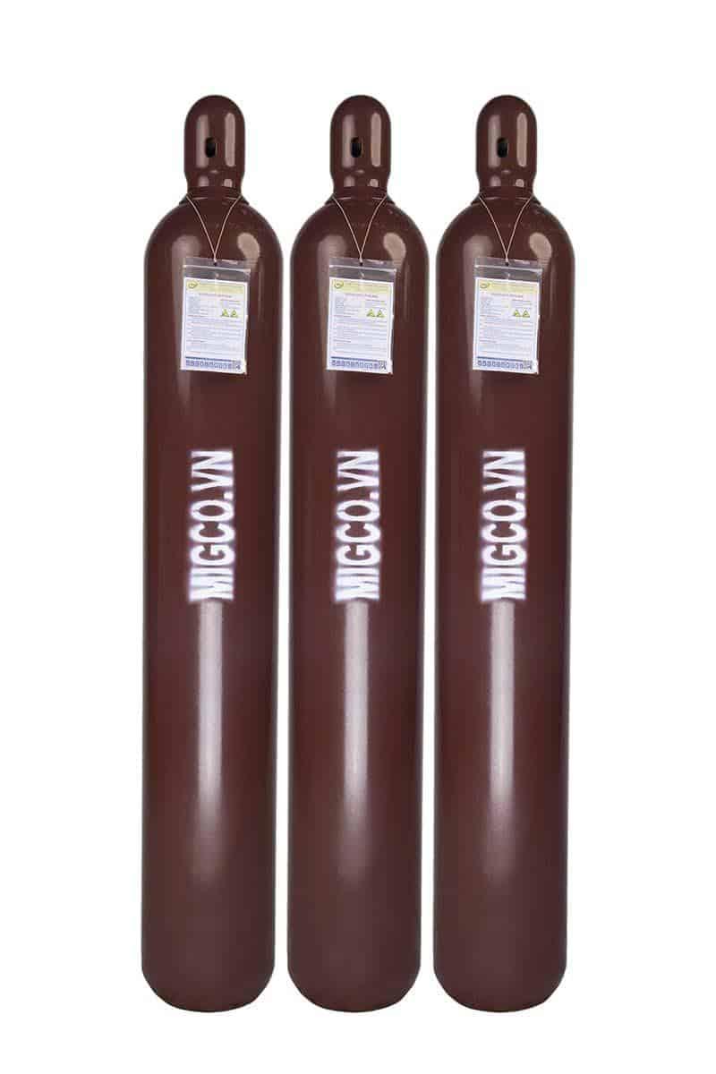 Bình khí ethylene c2h4