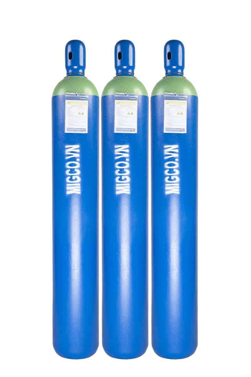 Bình khí N2O y tế
