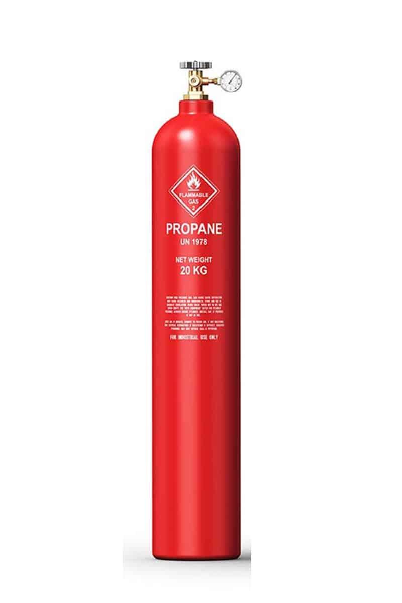 Bình khí propane c3h8