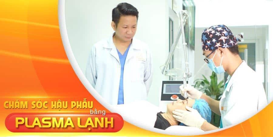 ứng dụng của công nghệ plasma trong y học