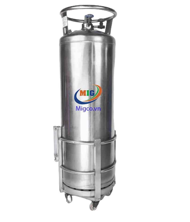 Bình XL45 chứa khí hóa lỏng