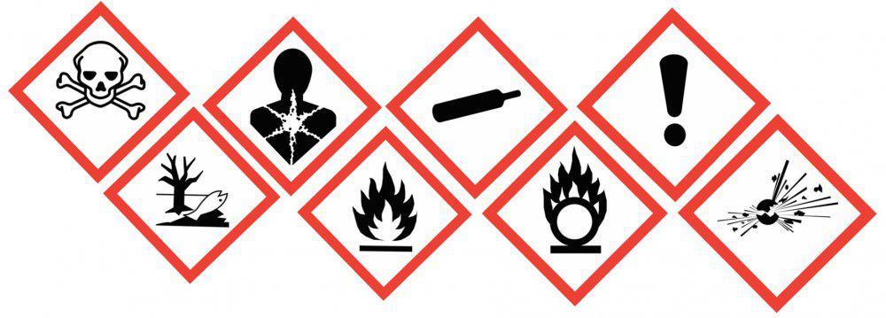 cảnh báo nguy hiểm ghs
