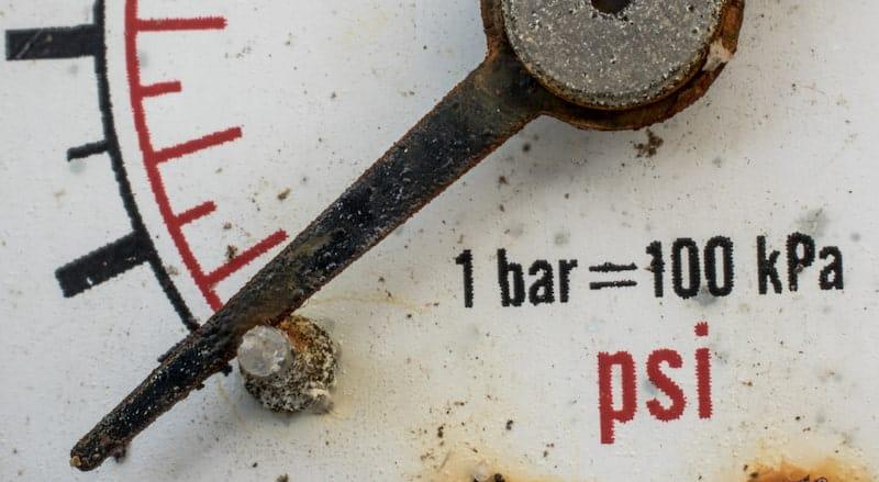đơn vị áp suất bar