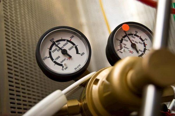 đơn vị đo áp suất