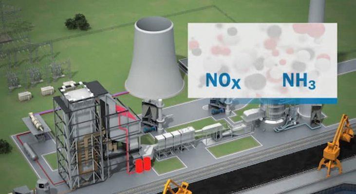 xử lý khí nox