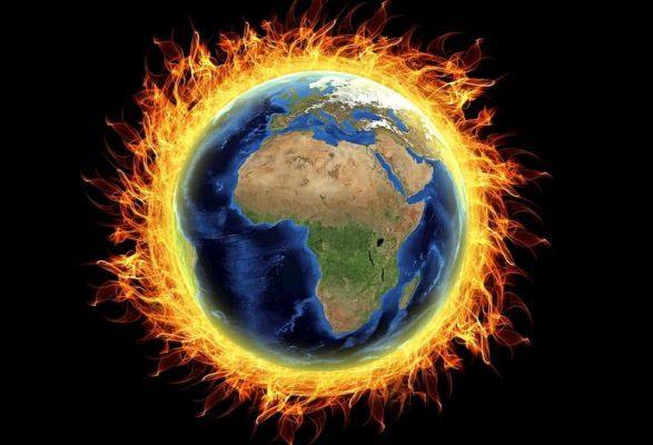 tác hại của hiệu ứng nhà kính làm trái đất nóng lên