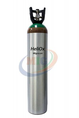heliox gas
