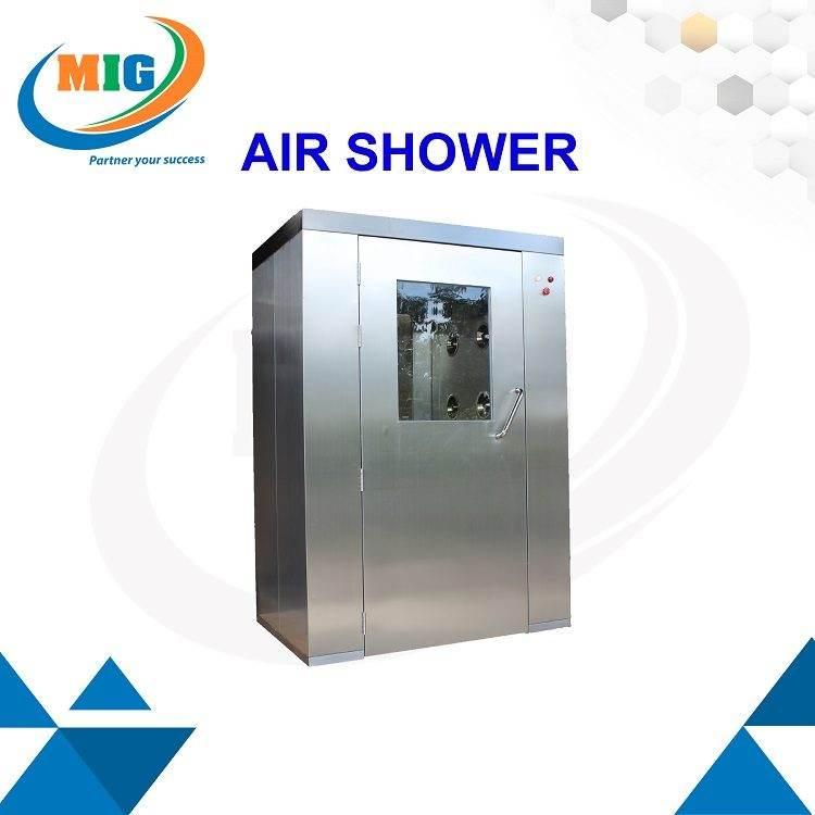 air shower phòng sạch