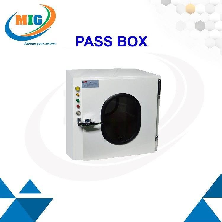 pass box phòng sạch
